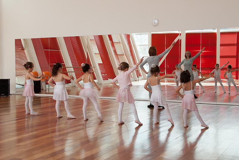 Escuela de Danza de la Caja del Arte de Torrejón