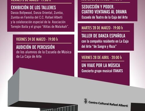 10º Aniversario del Centro Cultural Rafel Alberti de Torrejón de Ardoz