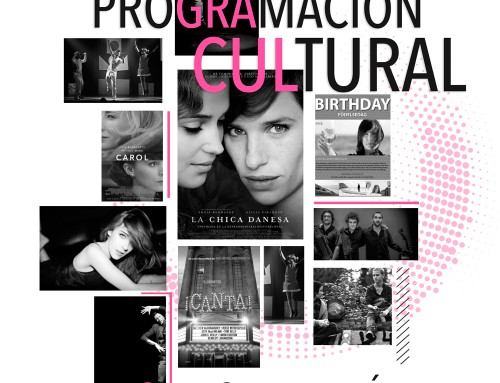 Programación cultural Julio 2017 – Distrito de Tetuán –