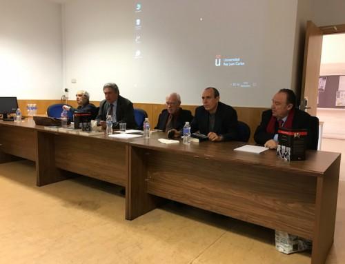 Seminario con el Hispanista Stanley Payne, Doctor Honoris Causa de la URJC
