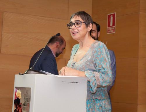 Clausura del XIV Certamen de Teatro Abierto de Hortaleza