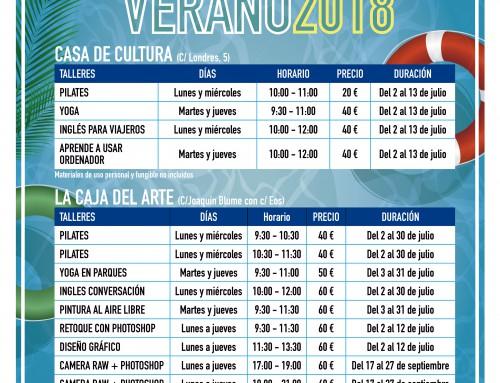 Cursos de verano en Torrejón de Ardoz