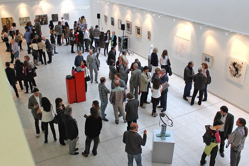 Exposición en el Centro Cultural Sanchinarro de Madrid