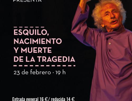 """""""EL BRUJO"""" VUELVE Al CENTRO CULTURAL SANCHINARRO"""