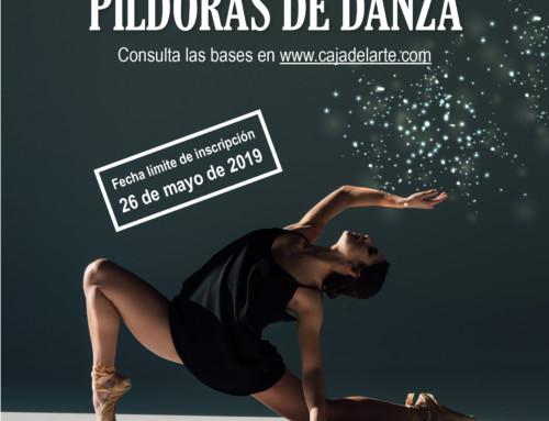 """Convocado el II Certamen Internacional de Coreografía """"Píldoras de Danza"""""""