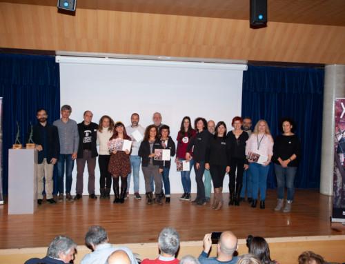 Clausura del XV Certamen de Teatro Abierto de Hortaleza
