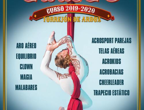 Nueva Escuela de Circo en Torrejón de Ardoz