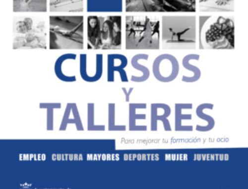 Cursos y Talleres del primer semestre de 2020 de Empleo, Cultura, Mayores, Deportes, Mujer y Juventud de Torrejón de Ardoz