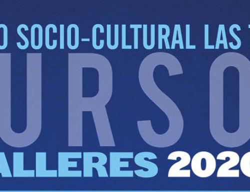 CENTRO SOCIOCULTURAL LAS TABLAS: Cursos y talleres 2020/2021