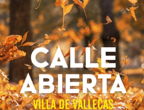 Calle Abierta en Villa de Vallecas: programación octubre y noviembre 2021