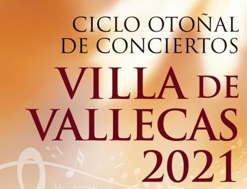 Ciclo de conciertos de otoño Villa de Vallecas